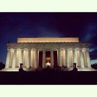 Photo prise au Mémorial Lincoln par Jeremiah le5/25/2013