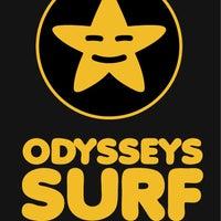 Foto scattata a Odysseys Surf School da Odysseys Surf School il 1/20/2014