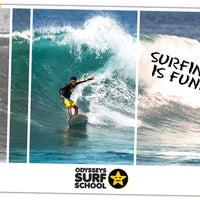 6/6/2015にOdysseys Surf SchoolがOdysseys Surf Schoolで撮った写真