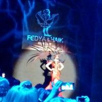 Снимок сделан в Неделя моды в Москве пользователем Ljuba M. 11/3/2014