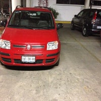Снимок сделан в CICATA Queretaro пользователем Luis R. 11/13/2012