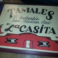 Foto scattata a Tamales by La Casita da amy h. il 1/28/2013