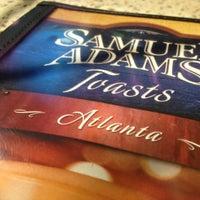 9/13/2013에 Steven T.님이 Samuel Adams Atlanta Brew House에서 찍은 사진