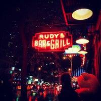 Foto diambil di Rudy's Bar & Grill oleh Megan G. pada 11/24/2012