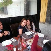 Foto scattata a A Boleo Tapas Bar da Vanessa il 12/23/2012