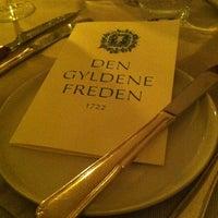 Снимок сделан в Den Gyldene Freden пользователем Mats C. 12/5/2012