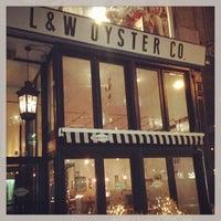 Снимок сделан в L&W Oyster Co. пользователем Sheetal J. 2/1/2013
