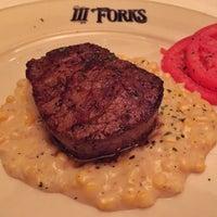 Foto tomada en III Forks Restaurant por Ugur E. el 9/13/2016