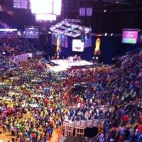 Photo prise au Bryce Jordan Center par Craig S. le2/18/2012