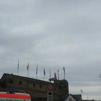 Das Foto wurde bei Schloss Rheinfels von Habibe P. am 7/26/2015 aufgenommen