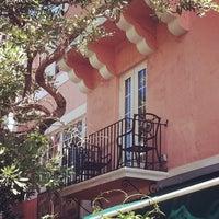 Foto tomada en El Paseo Hotel Miami Beach por El Paseo Hotel el 9/3/2013