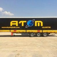 5/4/2015 tarihinde Mustafa Y.ziyaretçi tarafından Atom Lojistik'de çekilen fotoğraf