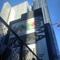 Foto tomada en Museo de Arte Moderno (MoMA) por Elenitsab el 6/28/2013