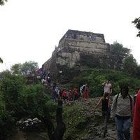 Foto tomada en El Cerro del Tepozteco por Joshua R. el 7/14/2013