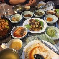 Снимок сделан в Korean Palace пользователем Megan M. 7/6/2016
