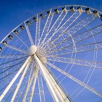 Das Foto wurde bei The Seattle Great Wheel von Jensen L. am 5/1/2013 aufgenommen