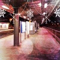 Das Foto wurde bei Bahnhof Jena West von Tony am 12/23/2013 aufgenommen