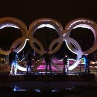 Foto tomada en Olympic Plaza por Frederique V. el 12/28/2012