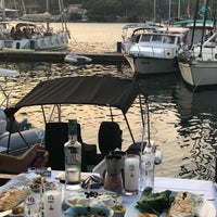 Photo prise au Fethiye Yengeç Restaurant par Yusuf A. le7/2/2018