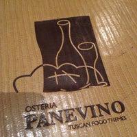 รูปภาพถ่ายที่ Osteria Panevino โดย Ken M. เมื่อ 7/21/2013