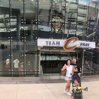 purchase cheap ee7e5 734d3 Cleveland Cavaliers Team Shop - Downtown Cleveland - 1 tip