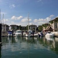 Снимок сделан в Royal Phuket Marina пользователем Num 12/9/2012