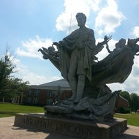 Снимок сделан в Rogers State University пользователем Angie B. 6/14/2014