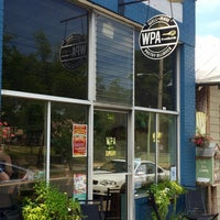 WPA Southside - Woodland Heights - Richmond, VA