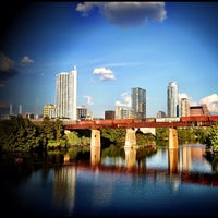 10/2/2012にSean C.がLady Bird Lake Trailで撮った写真