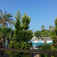 Снимок сделан в Şah Inn Paradise пользователем Tuğba U. 8/20/2014