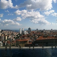 7/22/2021에 Gözde V.님이 Fairmont Quasar Istanbul에서 찍은 사진