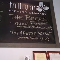 Photo prise au Trillium Brewing Company par Dave N. le3/29/2013