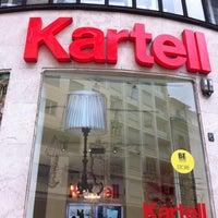 Kartell Flagship Store - Brera - Via Carlo Porta, 1
