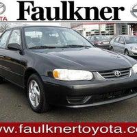 Faulkner Toyota Trevose >> Faulkner Toyota Trevose Auto Dealership