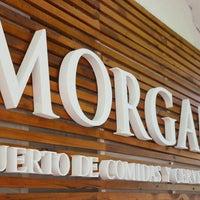 Foto scattata a Morgan - Puerto de Comidas y Cervecería da Morgan - Puerto de Comidas y Cervecería il 2/1/2014