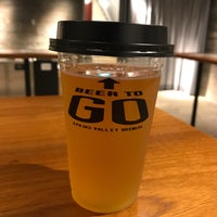"""Foto scattata a """"BEER TO GO"""" by SPRING VALLEY BREWERY da searcher il 10/1/2018"""