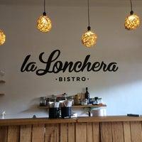 Das Foto wurde bei La Lonchera Bistró von Manuel E. am 8/24/2017 aufgenommen