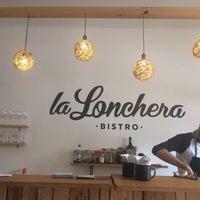 Das Foto wurde bei La Lonchera Bistró von Manuel E. am 5/3/2017 aufgenommen