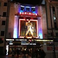 Das Foto wurde bei Dominion Theatre von Dirk D. am 11/21/2012 aufgenommen