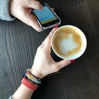 5/24/2019 tarihinde Anastasia S.ziyaretçi tarafından Left Hand Coffee'de çekilen fotoğraf