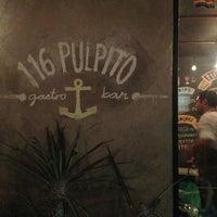 Foto tomada en 116 Pulpito por Liney C. el 3/4/2014