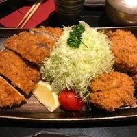 Foto scattata a Tonkichi Tonkatsu Seafood da Kenneth 🍀 il 1/21/2017