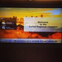 Foto tomada en Dallas Regional Chamber por Robert H. el 9/17/2014