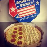 Foto tirada no(a) America Pizza por Murilo M. em 3/29/2014
