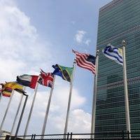 Das Foto wurde bei Vereinte Nationen von Reynald D. am 4/1/2013 aufgenommen