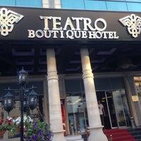 Photo prise au Teatro Boutique Hotel par Vasif R. le6/25/2017