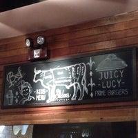 11/29/2013にFabianna P.がJuicy Lucyで撮った写真