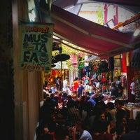 9/18/2013 tarihinde Selman B.ziyaretçi tarafından Kahveci Mustafa Amca Jean's'de çekilen fotoğraf