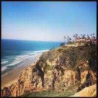 2/12/2013にMarcelo W.がLa Jolla Cliffsで撮った写真