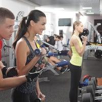 Foto tirada no(a) Pecherskiy Fitness Club por Pecherskiy Fitness Club em 2/7/2014